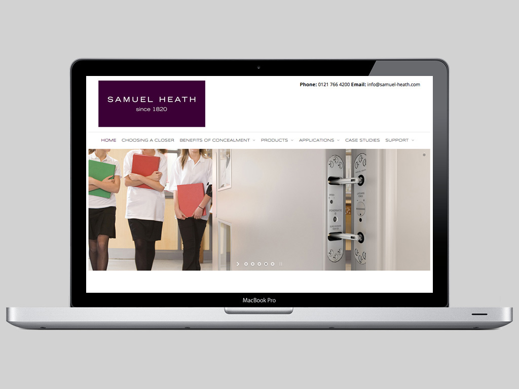 Responsive Web Design For Ccw: Advertising Agency Midlands Responsive Website Design
