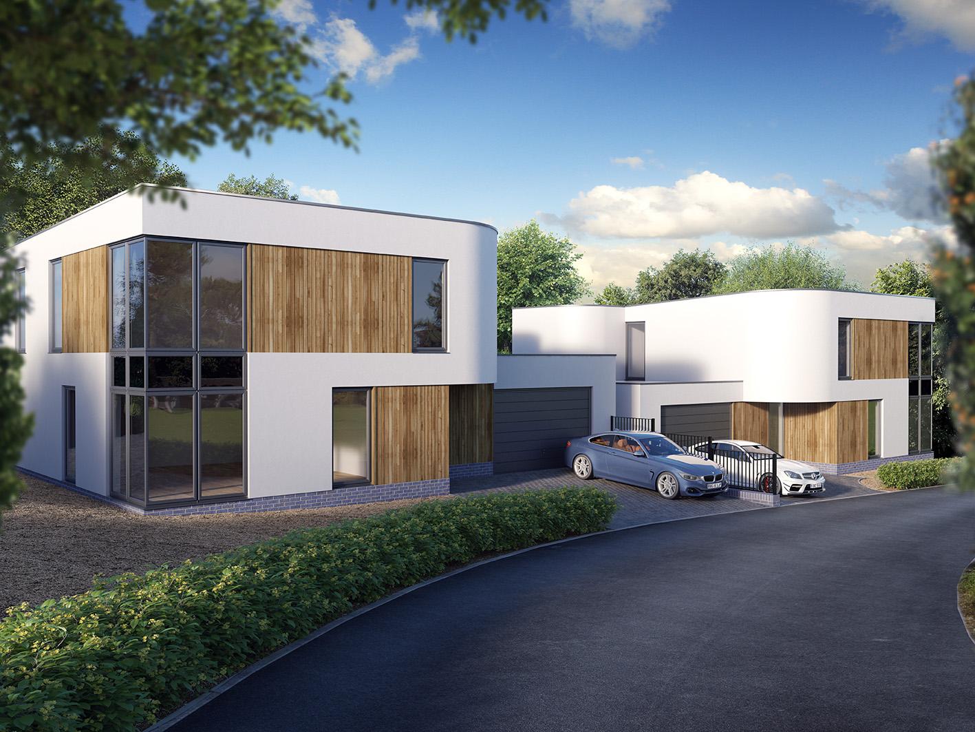 architectural illustrations, architectural visualisation, artists impression, property CGI, housing cgi, cgi midlands, cgi birmingham, best property cgi