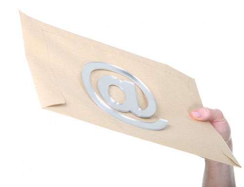 Has email killed direct mail?