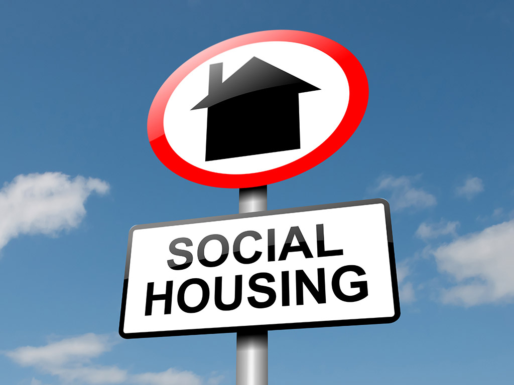 social housing association marketing agency