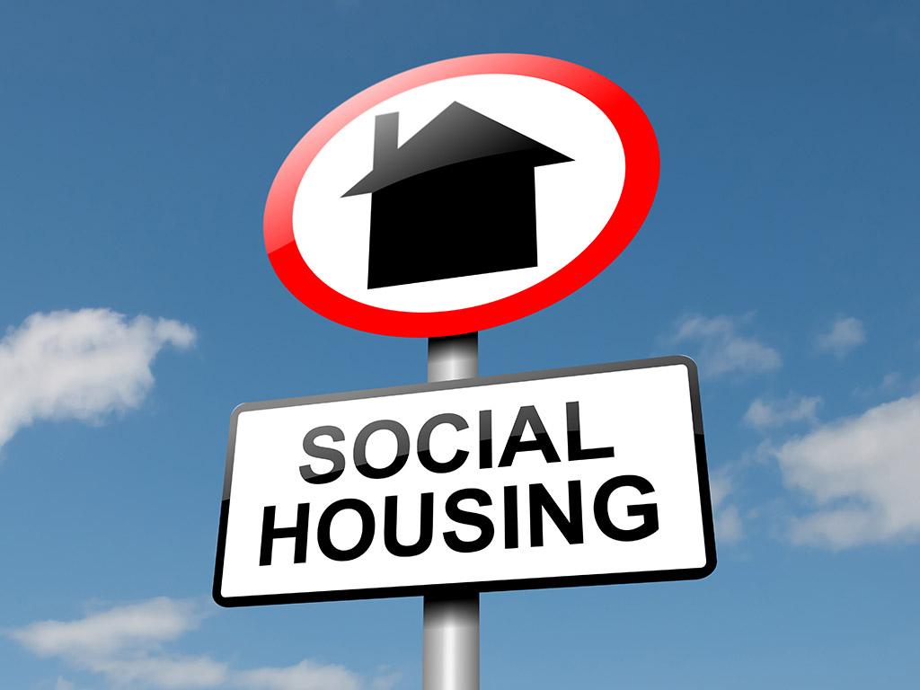social housing; housing association marketing agency