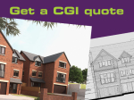 CGI quote online How much does an architectural illustration artists impression cost