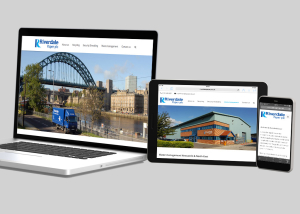 Riverdale responsive website;responsive website design;tamworth,staffordshire;midlands